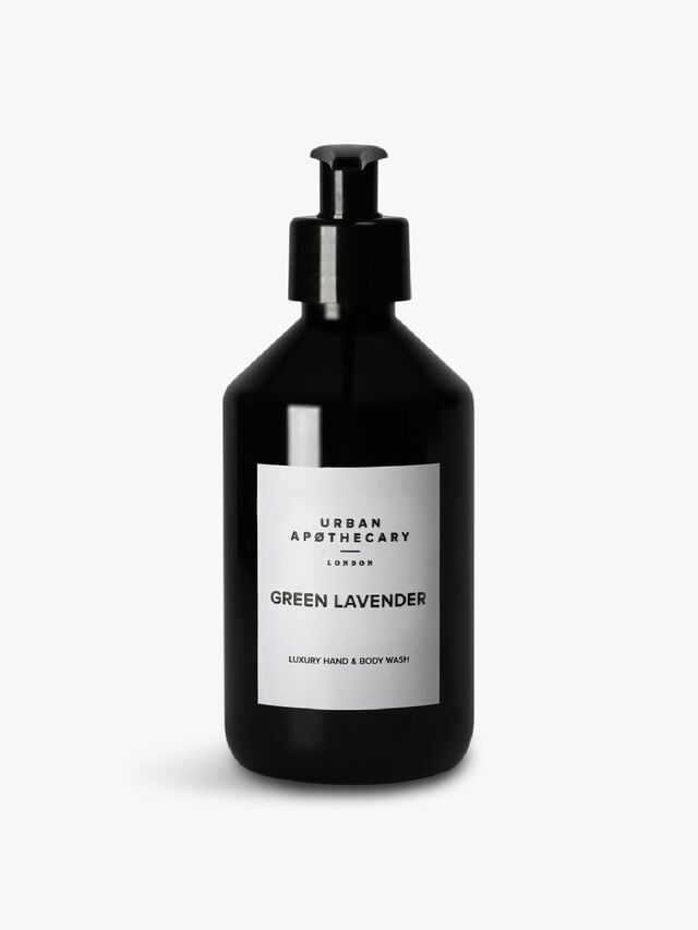 Green Lavender Luxury Hand & Body Wash 300g
