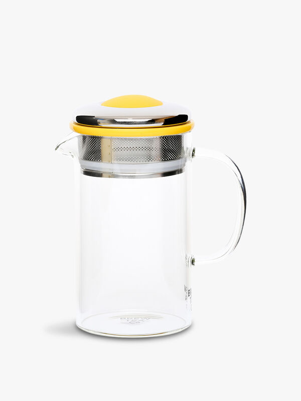 Yellow Teapot 400ml
