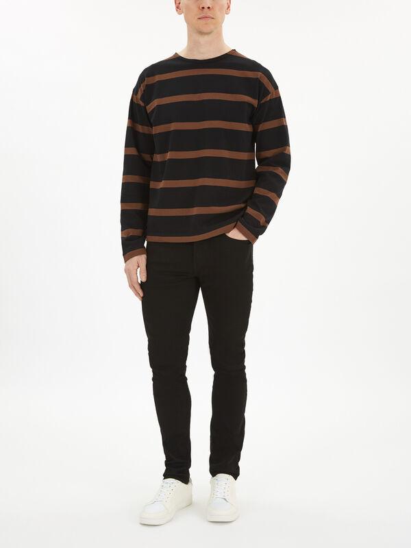 MHL Matelot Wide StripeT-Shirt