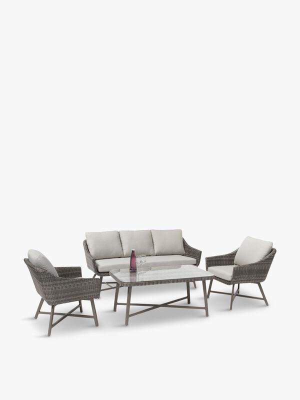 LaMode 5 Seat Lounge Set