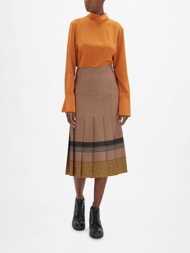 Saria-Silk-Plaid-Skirt-0001193410