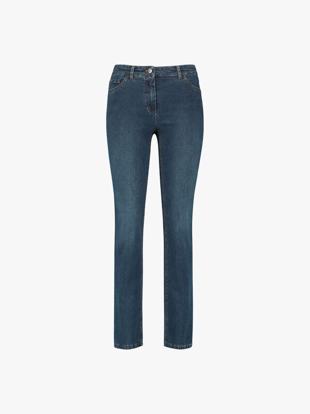 Romy Straight Fit Jean