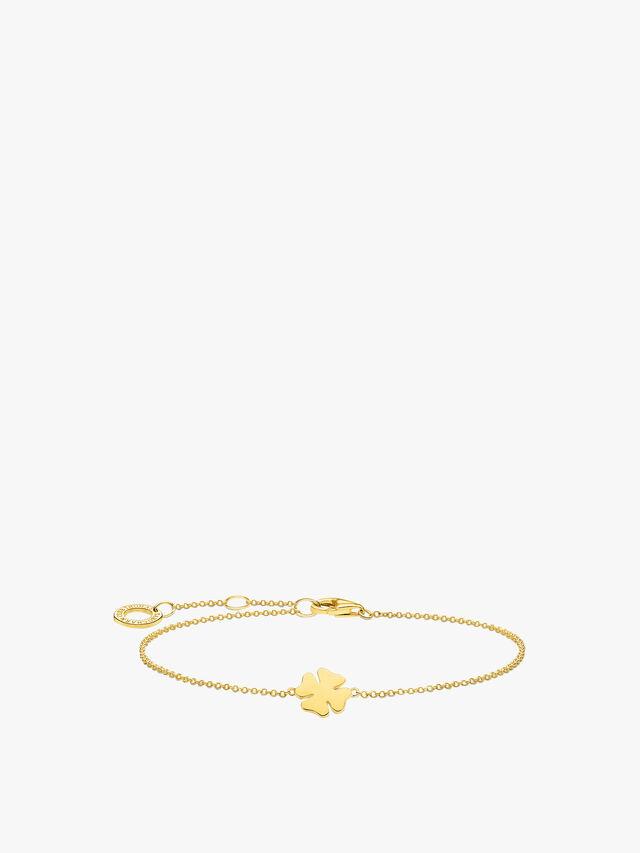 Gold Motif Bracelet