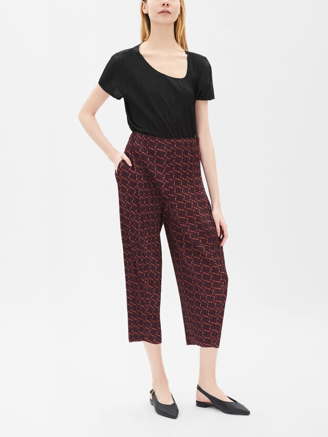 Diagonal Lines Trouser