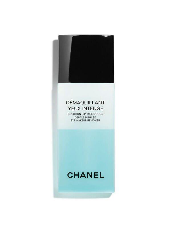 DÉMAQUILLANT YEUX INTENSE Gentle Bi-Phase Eye Makeup Remover