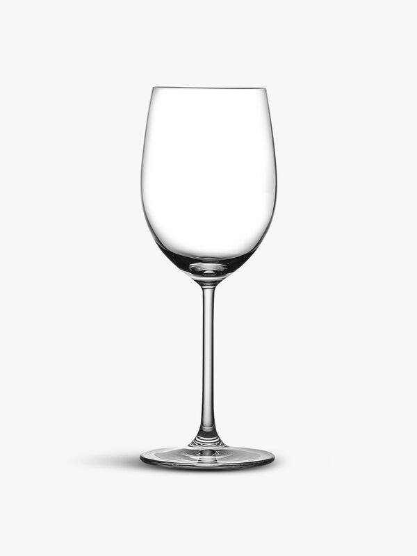 White Wine Glass 2 Piece