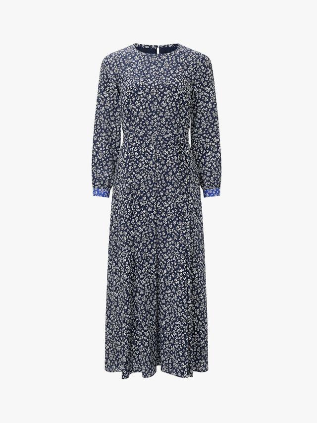 Tasso Printed Maxi Dress