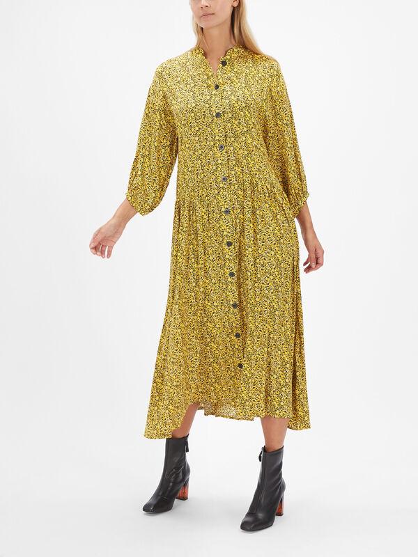 Thallo Floral Maxi Dress