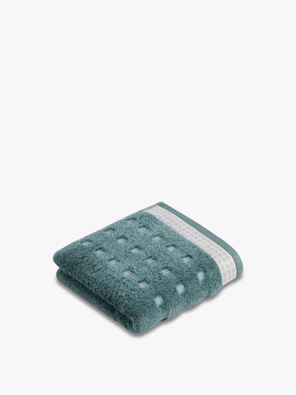 Country Style Bath Towel