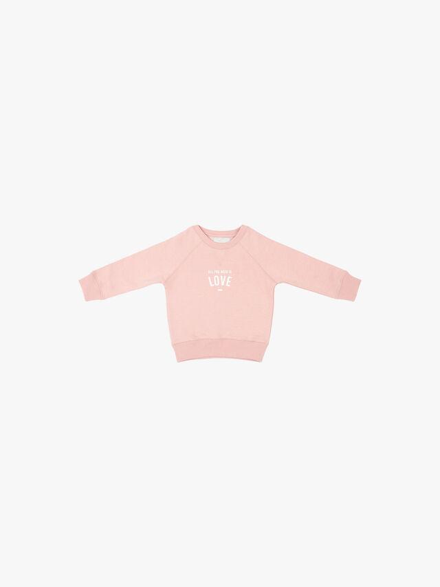 """All You Need Is Love"" Sweatshirt"