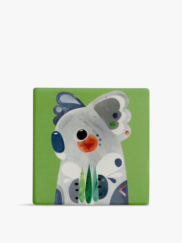 Pete CromerCeramicSquare9.5cm Coaster