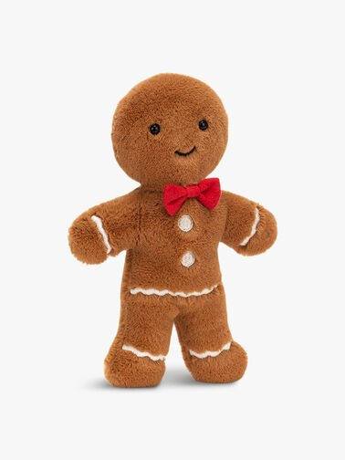 Jolly Gingerbread Fred