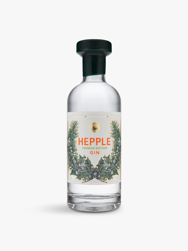 Hepple Fenwick Edition Gin 70cl