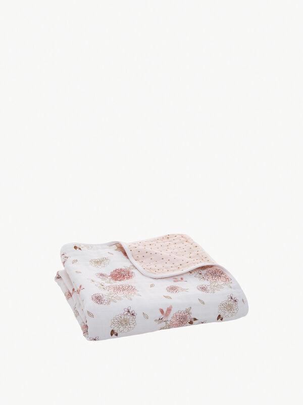Dream Blanket Dahlias