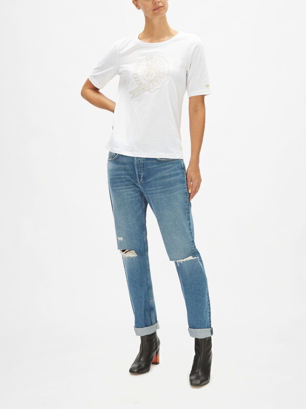Icons Regular Crew Neck T-Shirt