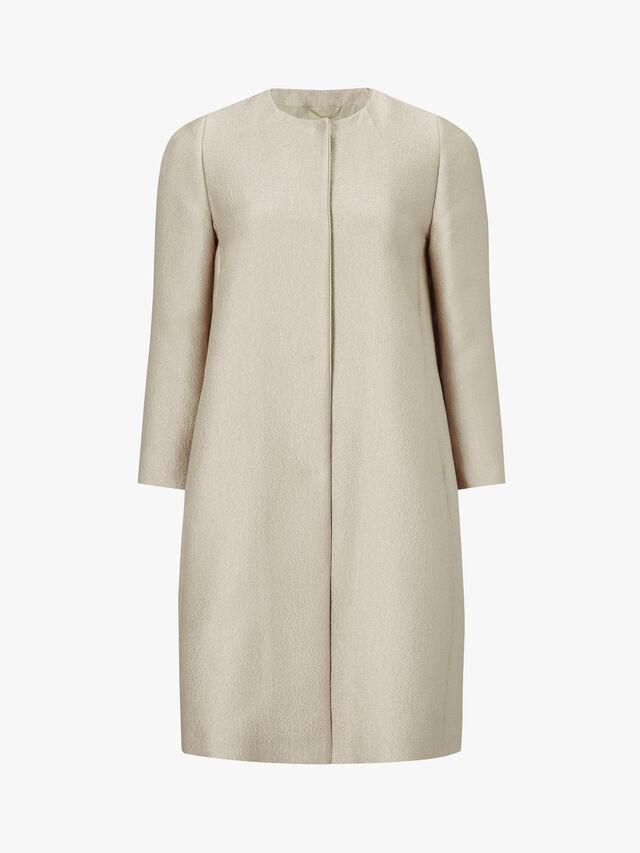 Plutone Jacquard Coat