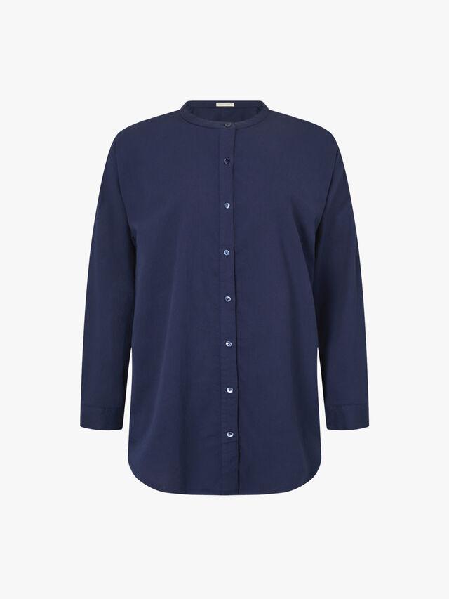 Twill Long Shirt