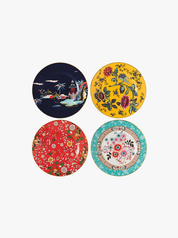 Wonderlust Plates