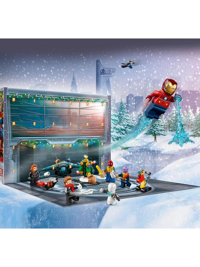 Marvel The Avengers Advent Calendar Set