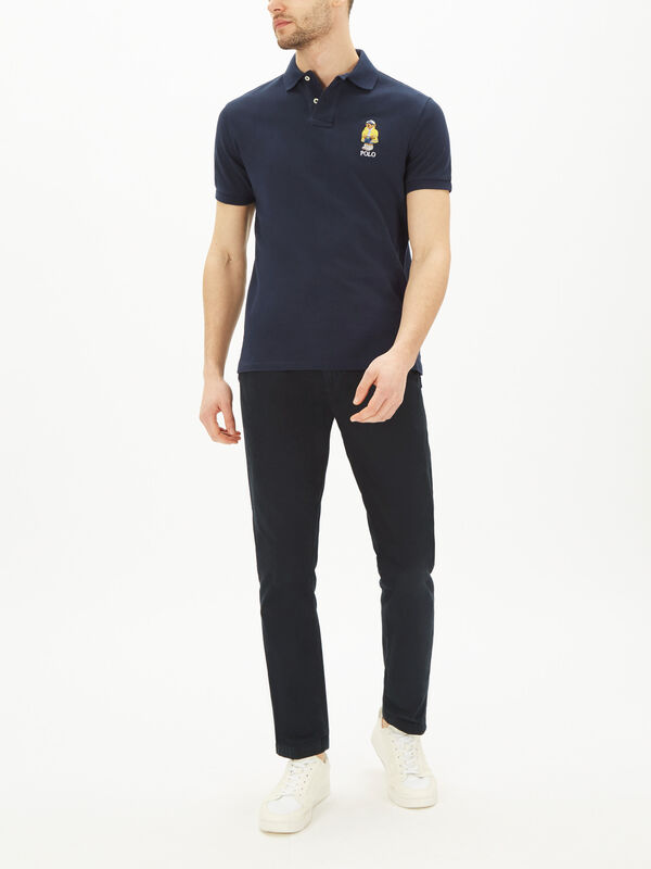 Slim Bear Polo Shirt