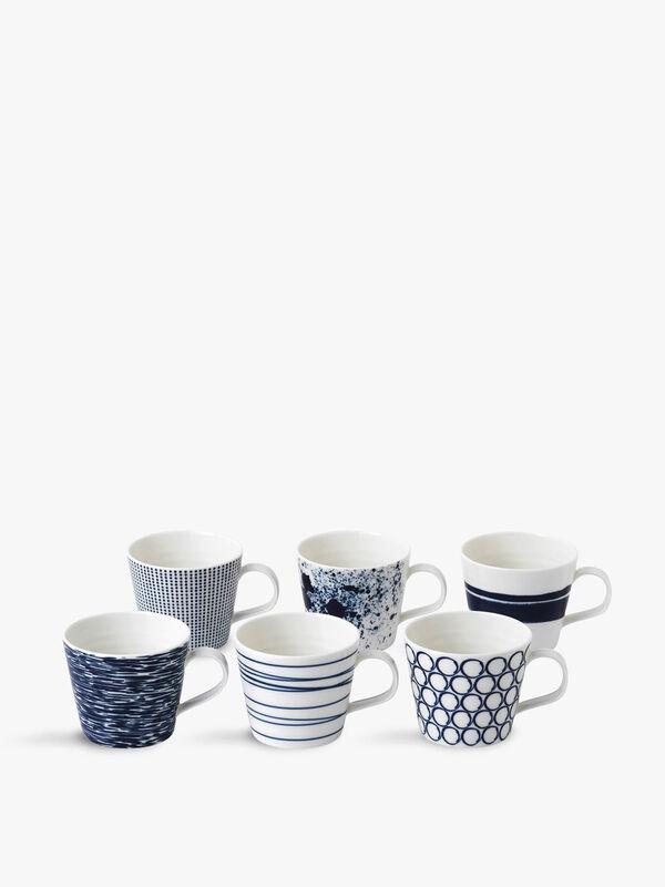 Small Mug Set of 6