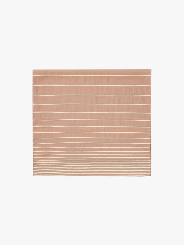 Attuale Striped Scarf