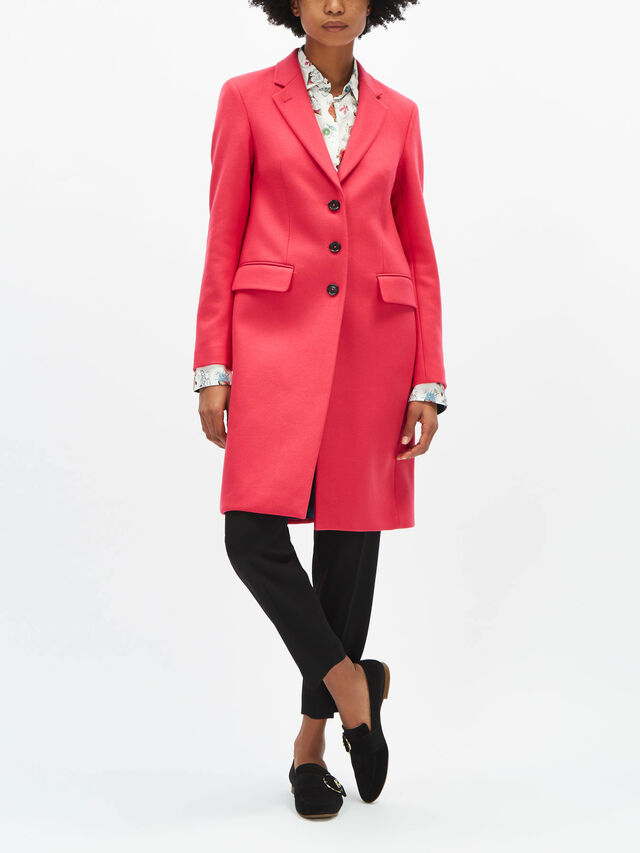 Fenwick Exclusive Classic Epsom Coat