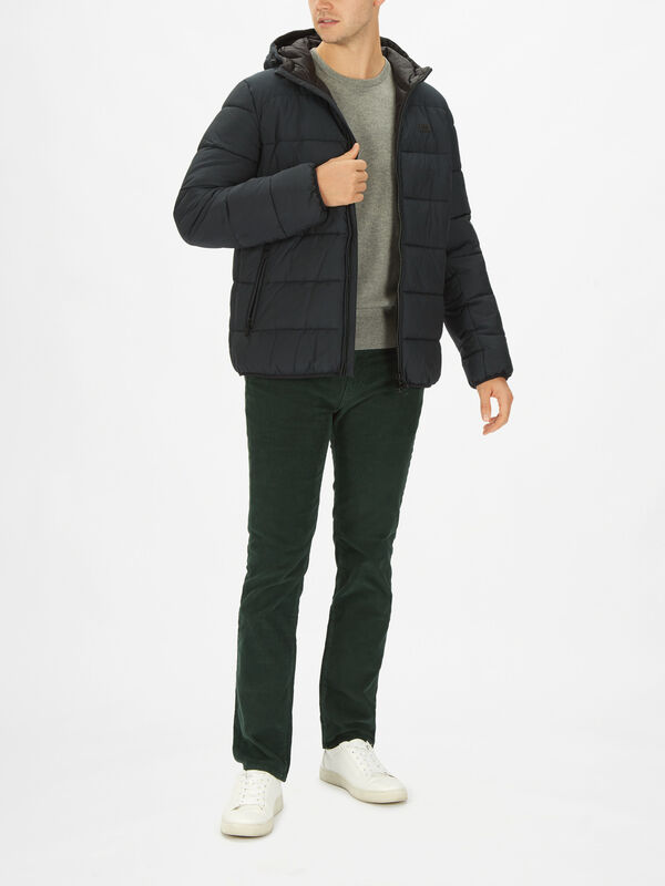 Court Quilted Jacket