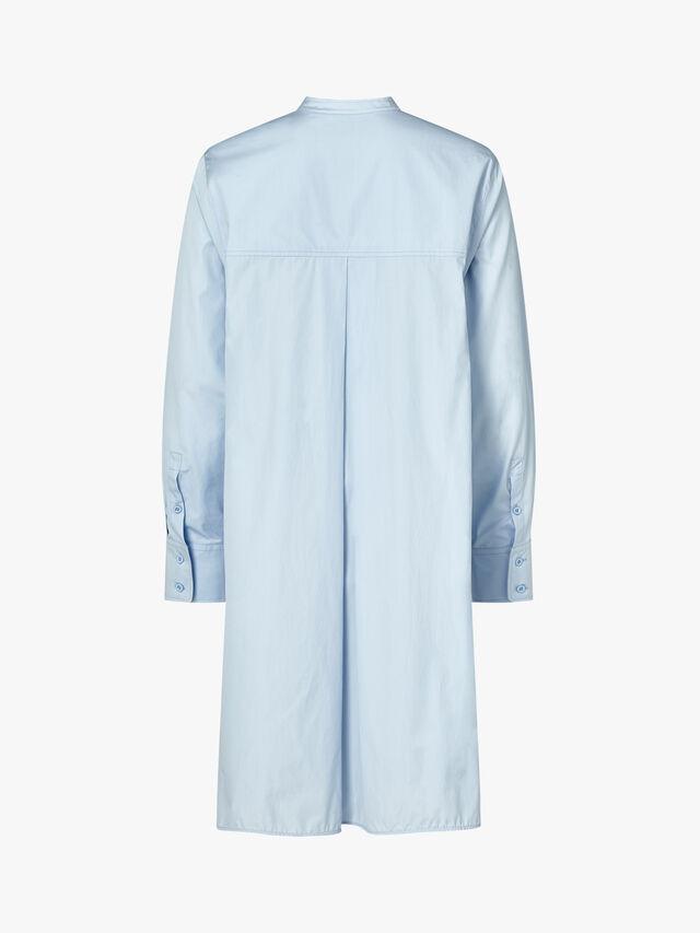 Show Tie Detail Cotton Tunic