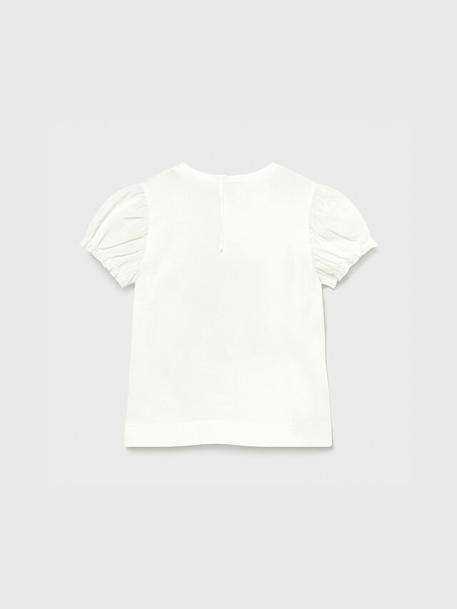 Embroidered Girls T-Shirt