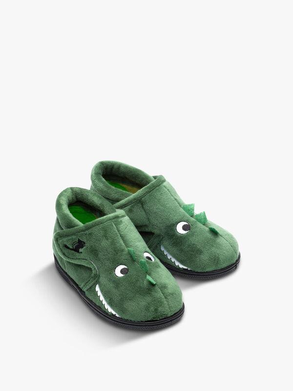 Danny Dinosaur Slippers