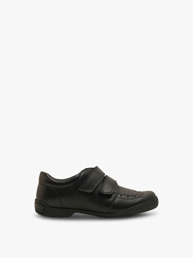 Flair-Black-Leather-School-Shoes-2812-7