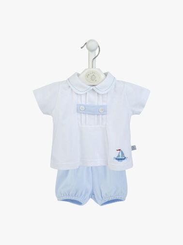 Sailor-Collar-Top-with-Shorts-AV6087