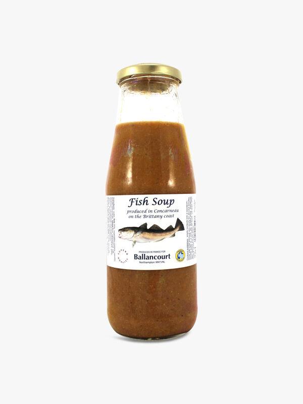 Fish Soup Concarneau 720ml