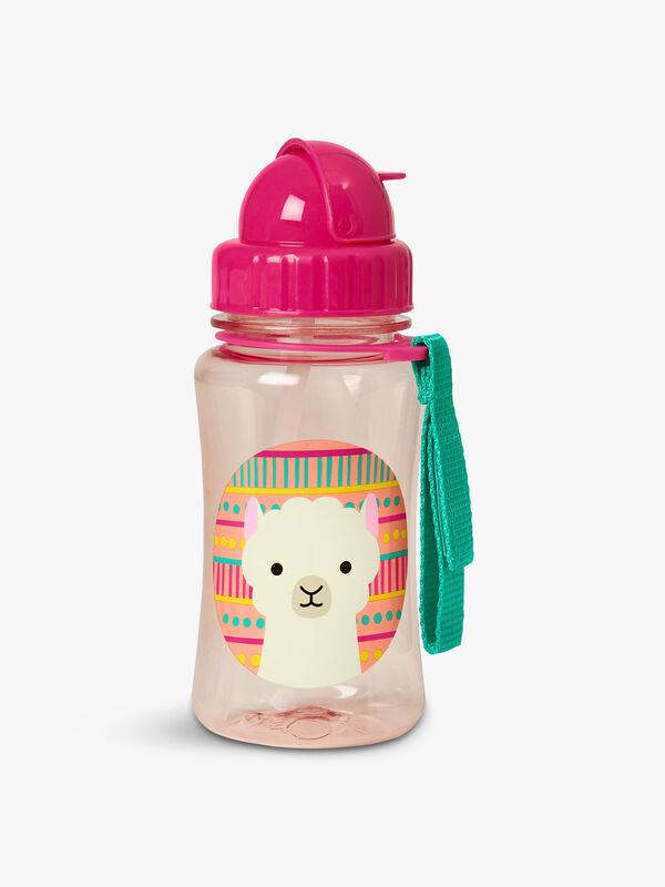 Llama Straw Bottle