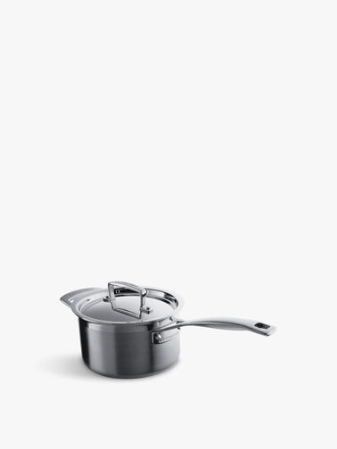 Stainless Steel Saucepan 18cm 2.8l