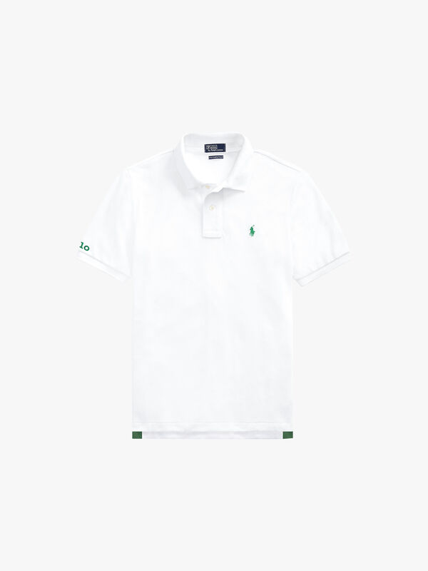 Short Sleeve Custom Fit Polo Shirt
