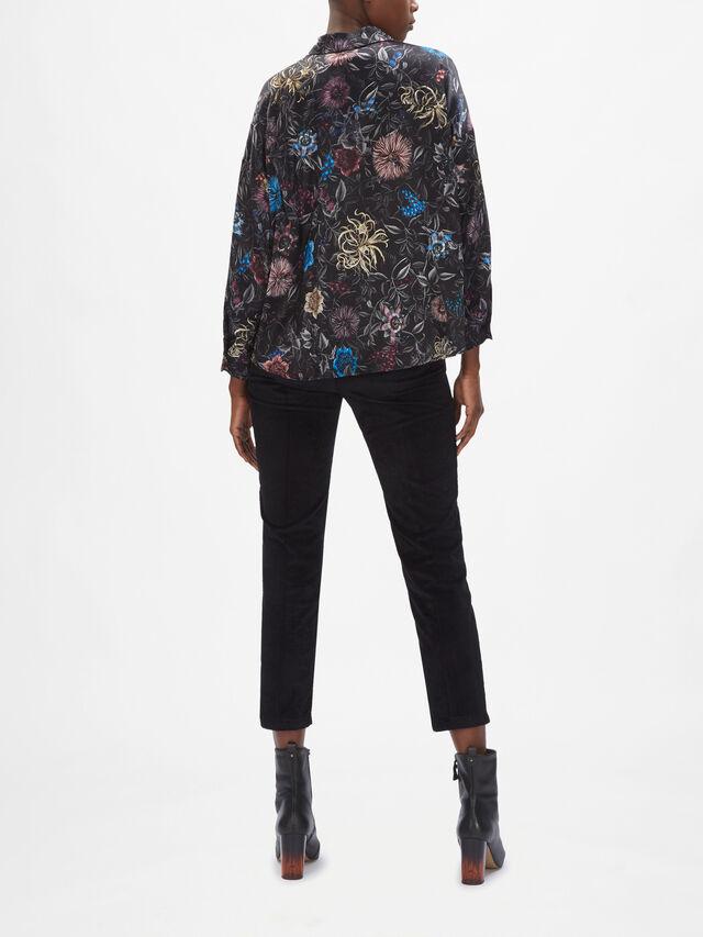 Aita Floral Print Shirt