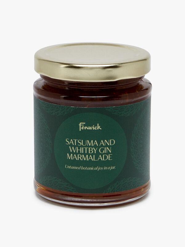 Satsuma and Whitby Gin Marmalade 227g
