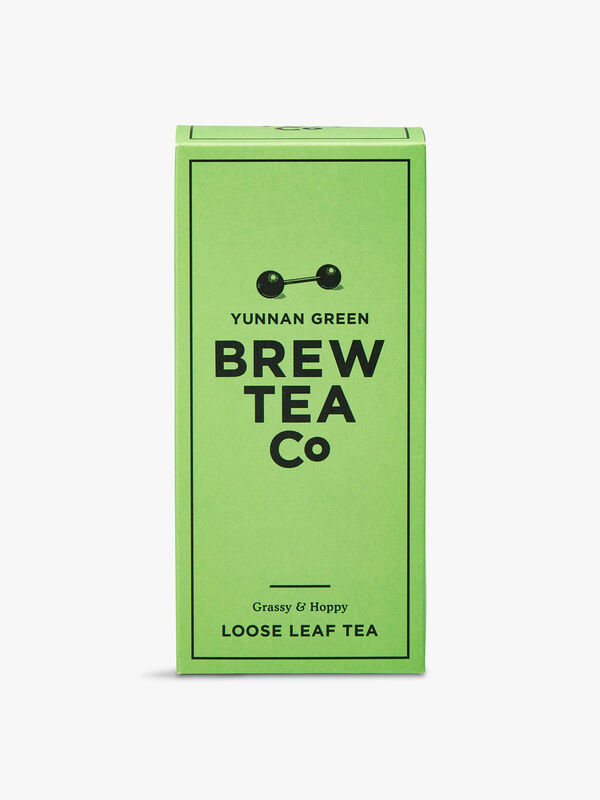 Yunnan Green Loose Leaf Tea 113g