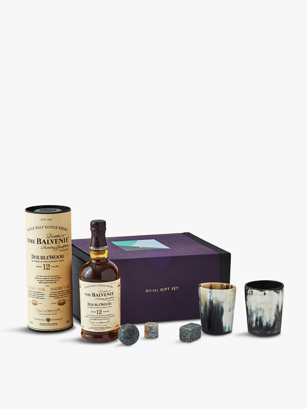 Luxe Whisky Gift Set