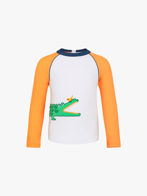 Crocodile Rash Vest