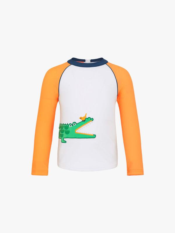 Crocodile Rash Vest