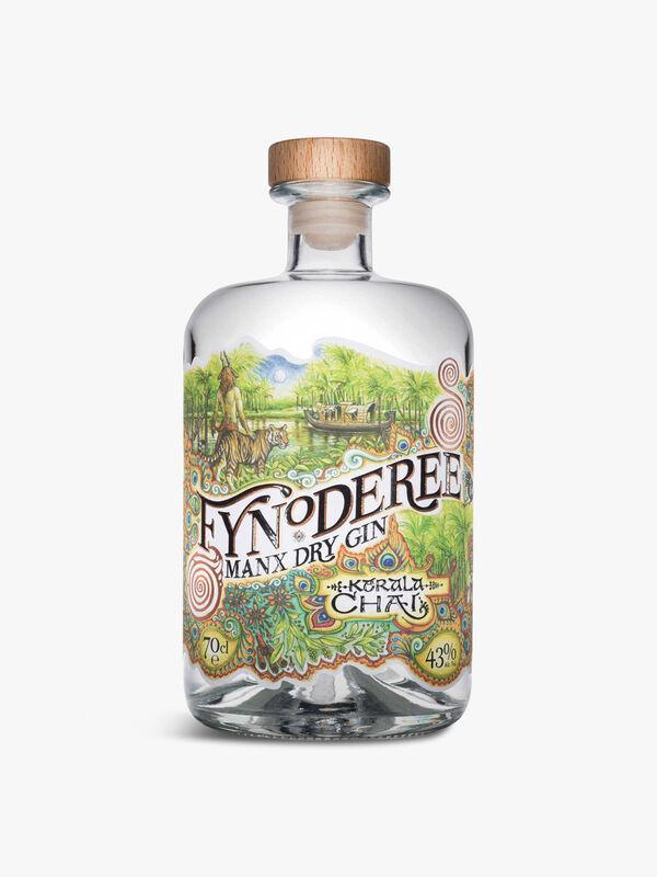 Manx Dry Gin Kerala Chai 70cl