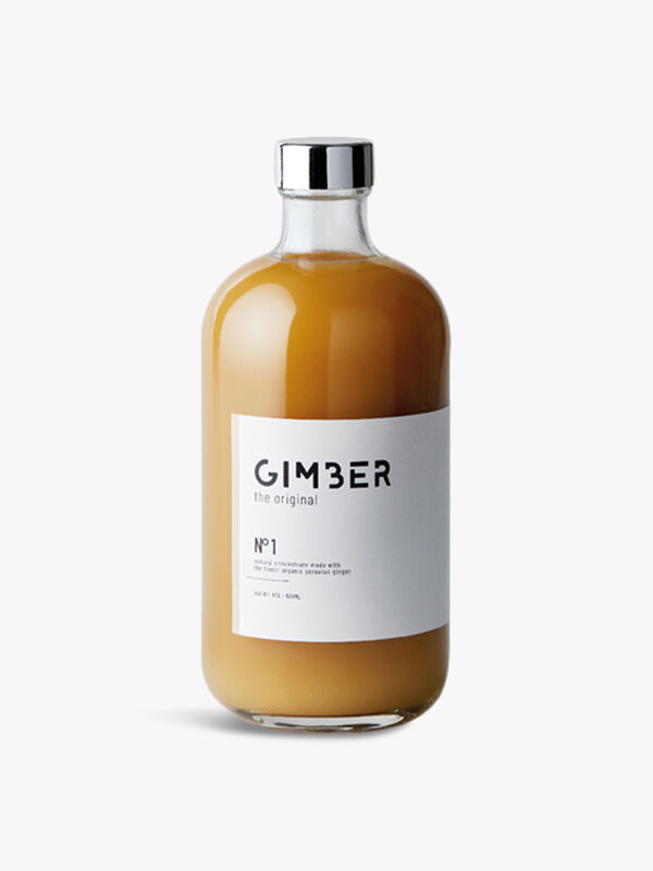 Peruvian Ginger, Alcohol Free Concentrate 50cl