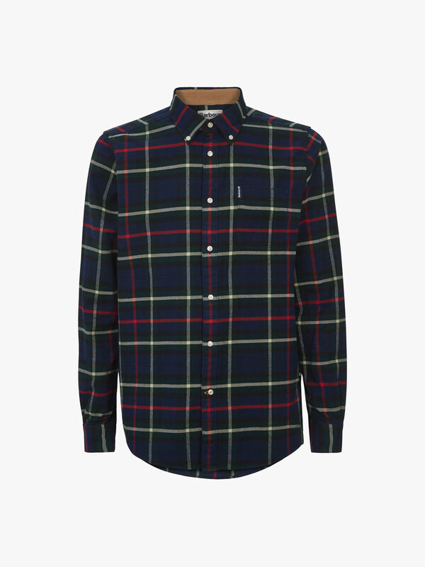 Highland Check Tailored Shirt