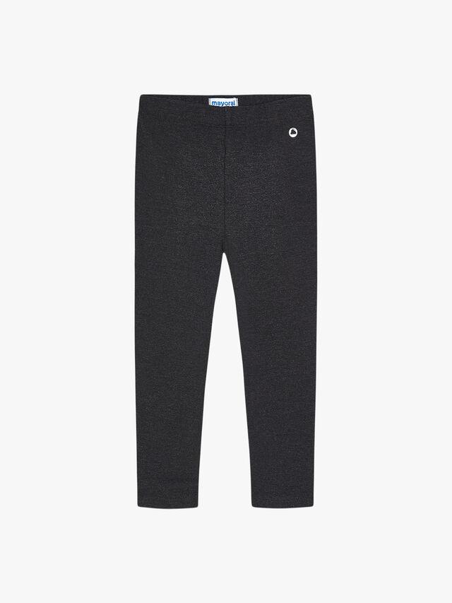 Elastane basic leggings