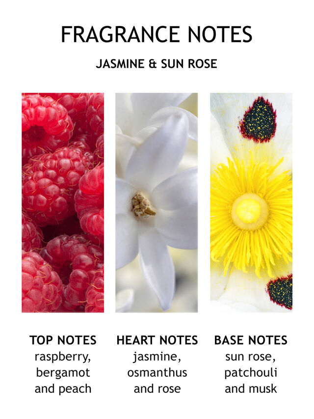 Jasmine & Sun Rose Bathing Oil