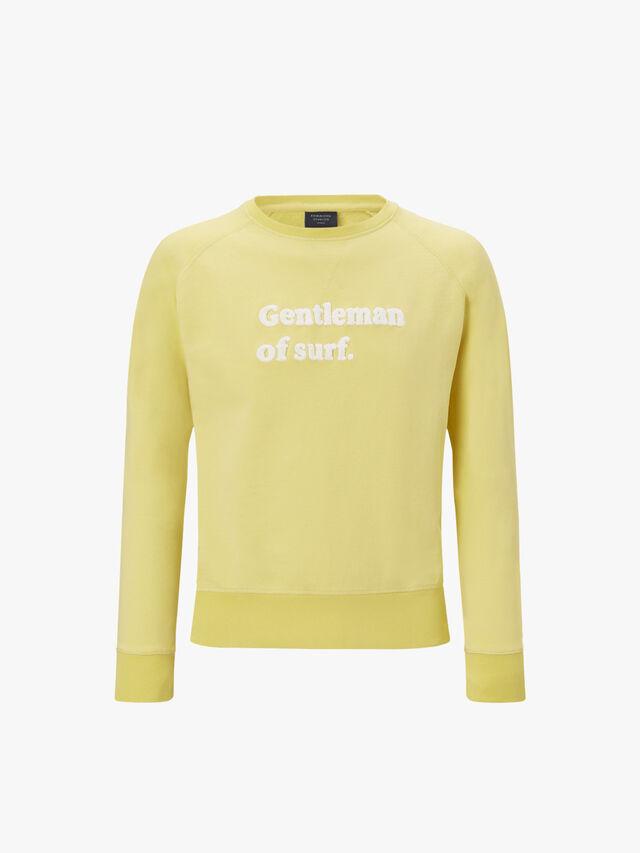 Gentleman Of Surf Sweatshirt