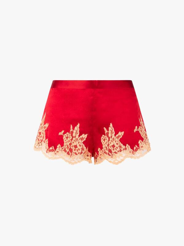 Splendeur Soie Shorts